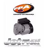 Motorredutor Portão Eletrônico Basculante Ppa Jet Flex 1/4