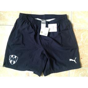 Monterrey Puma Short Hombre Talla M Con Bolsas Original