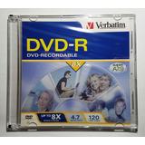 Lote De 57 Dvd (5 Regrabables), 38 Cdr, 74 Cajas Y 6 Bobinas