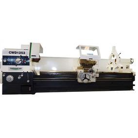 Torno Universal D1250x3000mm 380v Cwd1253 - Timemaster