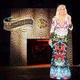 Vestido Fiesta Noche Celebrity Diva Su Importado Art 8111