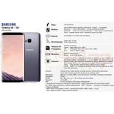 Samsung Galaxi S8/ S8 Plus