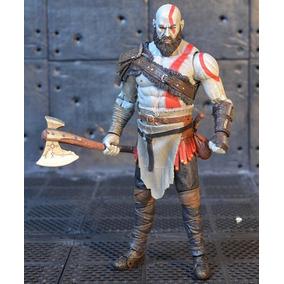 Boneco Kratos ( God Of War 4) Acompanha Machado(escudo Não)