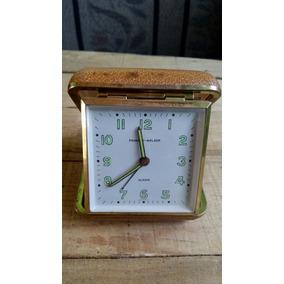 Reloj Antiguo Bolsillo Ferrocarrilero Cuerda Phinney-walker