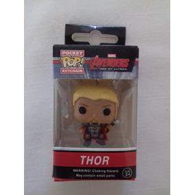 Chaveiro Funko Pop Pocket Thor - Os Vingadores - Marvel
