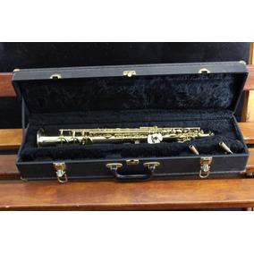 Sax Soprano Eagle Sp502 Bb - Usado