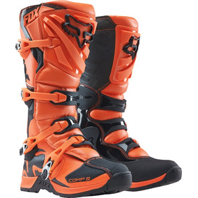 Botas Cross Fox Comp 5 Naranja