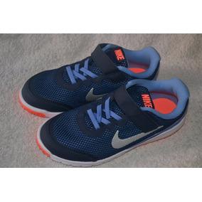 Zapatillas Nike Flex - Niños - Originales - Con Abrojo