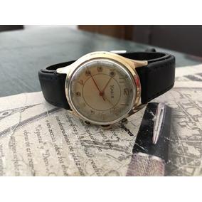 Reloj Haste Cronografo Antiguo Chapa Oro
