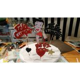Pinchos Para Torta Betty Boop