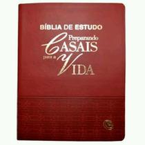 Biblia De Estudo Preparando Casais Para Vida