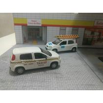 Uno,vectra Taxi Ou Uno Vivo Escala 1/43 Valor Unitário