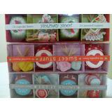 Capacillos Ponquesito Cupcake Torta Navidad Buho
