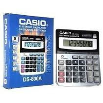 Calculadora Casio Ds-800