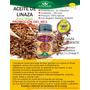 Aceite De Linaza Vidax En Cápsulas-adelgaza Naturalmente¡