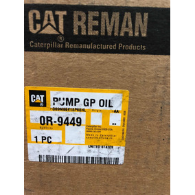 Bomba De Aceite C15 3408 3456 (0r-9449) Caterpillar