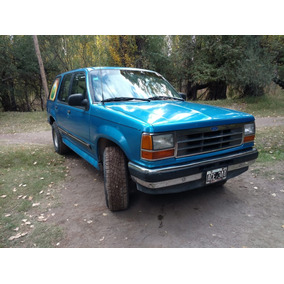 Ford Explorer 4.0 Xlt 4x4 Sport C/gnc