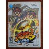 Mario Strikers Charged Físico Original Nintendo Wii