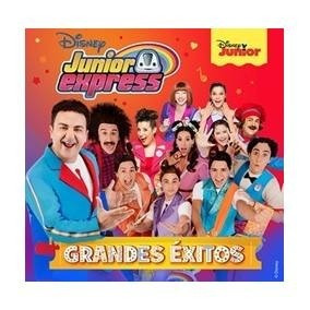 Disney Junior Express Grandes Exitos Topa Cd Sellado Ktus