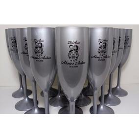 20 Taças Bodas De Prata Personalizadas