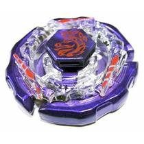 Beyblade Purple Ray Striker Unicornio D125cs - Sem Lançador