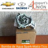 Bomba De Agua Chevrolet Spark Matiz Tico