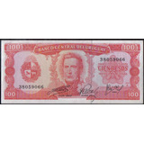 Uruguay 1000 Pesos Nd1967 P47a