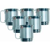 Caneca Alumíno 450ml Para Sublimação- Kit 20 Unidades