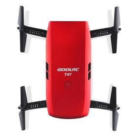 Drone Goolrc T47 Wifi Fpv Dobrável Rc Quadcopter - Rtf 720p