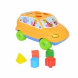Baby Car Autito Encastres Didactico En Bolsa Ploppy 760704