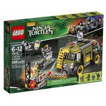 Lego 79115 - Tartarugas Ninjas Van Takedown