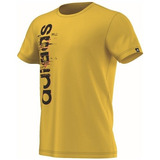 Playera Atletica Essentials Linear Hombre adidas Ay7179
