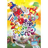 Dvd Patati Patatá - A Vida É Bela (dvd + Cd)