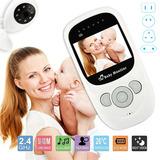 Baby Call Camara Monitor De Bebe Con Velador