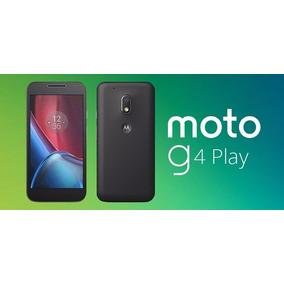 Moto G4 Play Desbloquado 4g Lte Precio Especial Mayoreo