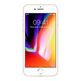 Iphone 8 Dourado 64gb Tela 4.7 Ios 11 4g Wi-fi Câmera 12mp