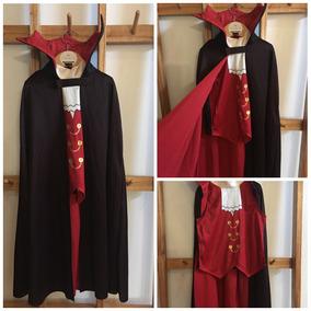Halloween Capa + Chaleco Dracula