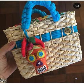 Bolsa De Palha Infantil Customizada Criança Presente Kids
