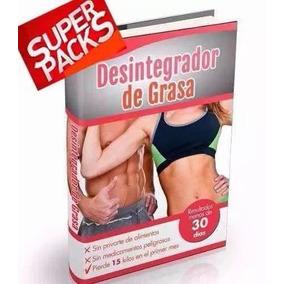 Desintegrador De Grasa + Bonos Originales Ver 2017 Completo