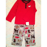 Pijamas Carters Para Niños 100% Original