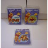 Patch Bordado Adesivo Para Roupa Familia Pooh Disney 3 Peças