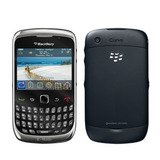 Blackberry Curve 3g 9300 Black Wifi Unlocked Quadband Teléf