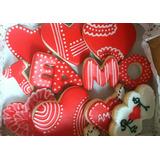 Galletas San Valentín, Aniversario