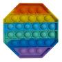 octagono arco iris