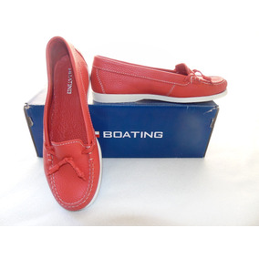 Chatitas Nauticas Con Moño Mujer Boating