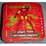 Toalla Mágica Iron Man