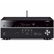 Receiver Yamaha Rx V681 7.2 4k Hdmi Wi-fi Zona 2 Bt
