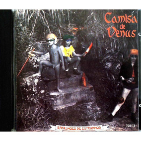Camisa De Venus - Batalhoes De Estranhos (1984) (cd) Raro