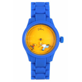 Relógio Analógico Chilli Beans Simpsons - Edição Especial