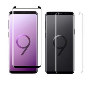 Mica Cristal Templado Galaxy S9 S9+ S8 Plus S8 9h Curva